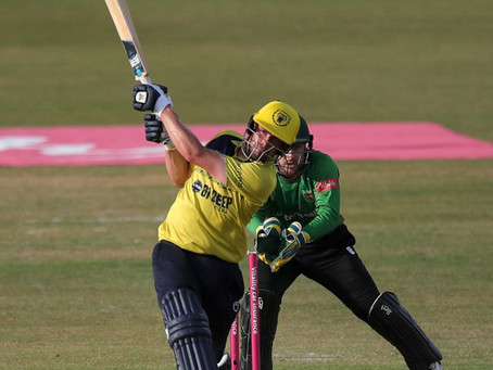 Livvo Inspires, Will Rhodes on Fire - Vitality Blast Weekly Wrap
