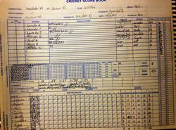 scorebook 1