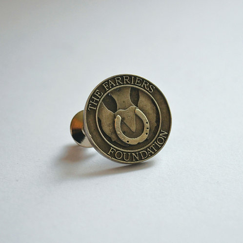 The Farriers Foundation Lapel Badge