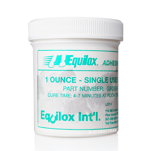 Equilox Adhesive (Tan) 1oz