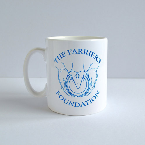 The Farriers Foundation Mug
