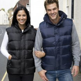 Padded Bodywarmer with Logo