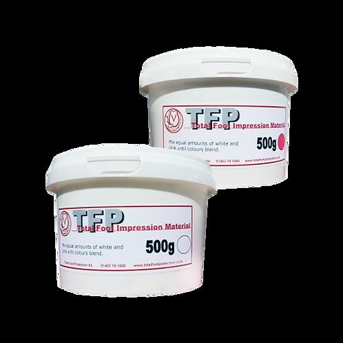 TFP Impression Material 2 Part Kit (2 x 500g)