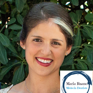 Dr Maria Ruano Médecin Dentiste Lausanne