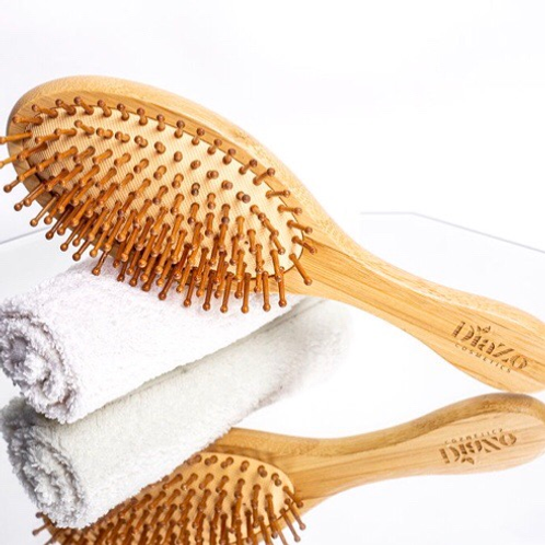 Eco-Friendly Bamboo Hair Brush
