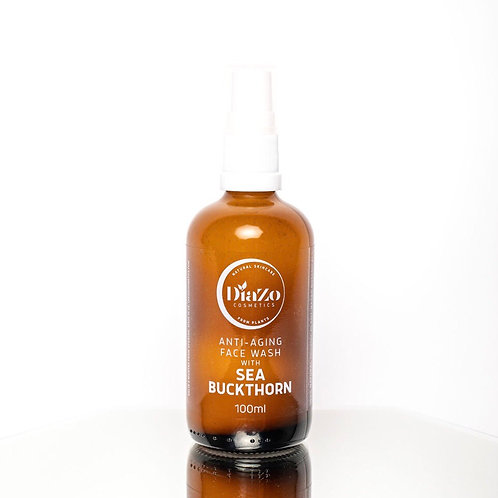 Anti-Aging Face Wash with Sea Buckthorn 100ml.