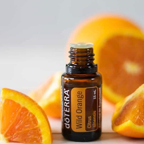 dōTERRA Wild Orange Essential Oil - 15ml