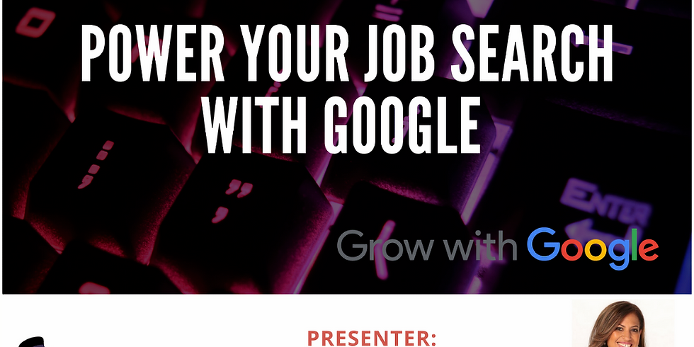 Power Your Job Search with Google