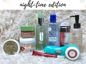 My Skincare Routine | Night-Time Edition