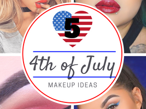 5 Fourth of July Makeup Ideas