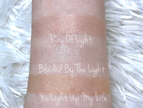 Worth The Hype? | Too Faced Love Light Highlighters