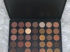 Morphe 35R Palette | Review & Swatches