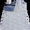 Thumbnail: Jersey negligé met blauwe mini print