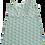 Thumbnail: Jersey negligé met mini bloemen print