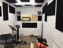Maxx Music Studio progress