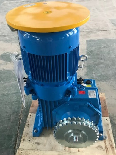 JİALİ FJ160 9.2 KW MOTOR / JİALİ FJ160 9.2 KWTRACTION MACHINE