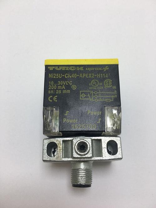KUZA 510 Güvenlik Kontrol Fotoseli , TRUCK Ni5U-CK40-AP6X2-H1141