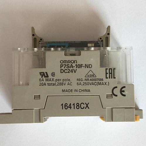 OMRON P7SA-10F-ND 24 DC GÜVENLİK ROLESİ / KM51255472G01