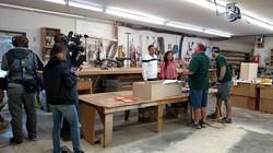HGTV Filming