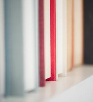 Livres sur les tablettes