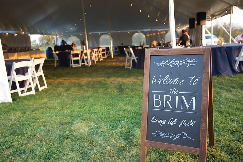 The Brim Receptions