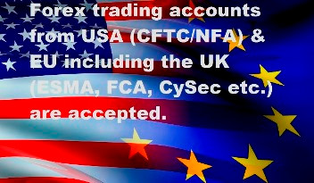 MANAGED FOREX ACCOUNTS IN THE US, THE UK AND EUROPE