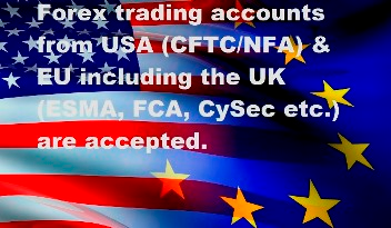 Rank managed forex acccout