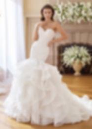 Mermeid wedding dress in San Antonio