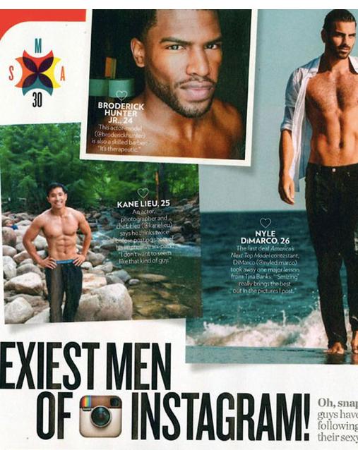 People Magazine's Sexiest Men of Instagram