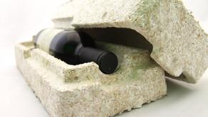 스티로폼을 대체하는 균사체 포장