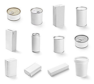 collection of  various white box and pac