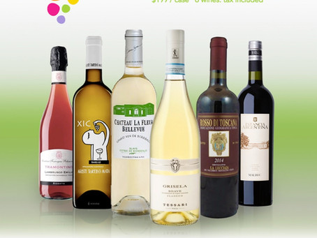 Get your Vinequity Holiday Mixed Pack