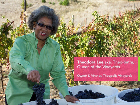 Black History Month Feature: Theodora Lee