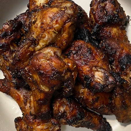 What Pairs With: Jerk Chicken
