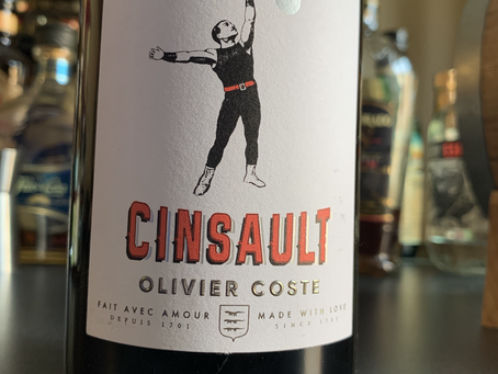 Olivier Coste Cinsault - Part of the FIS Mixed Case