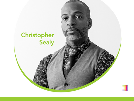 Christopher Sealy Joins as a Mentor