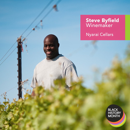 Black History Month Feature: Steve Byfield