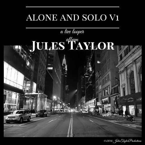 Alone and Solo Volume 1 Physical Copy