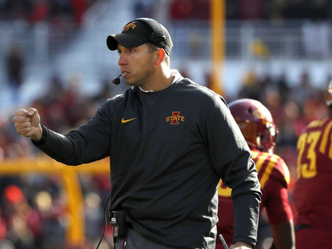 Video Preview | #26 Iowa State: the amazing consistency in Ames