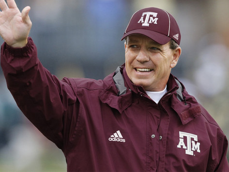 2021 Previews #9 Texas A&M: The Schedule Worm Turns