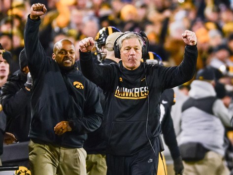 Video Preview | #24 Iowa: the reliable defense and the offense holding it back