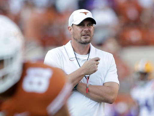 Video Preview | #13 Texas: the Tom Herman fashion makeover