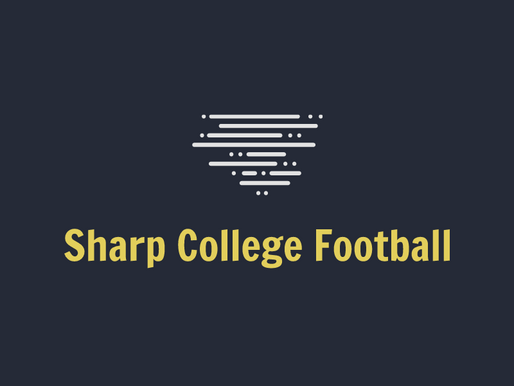 Launching Sharp College Football