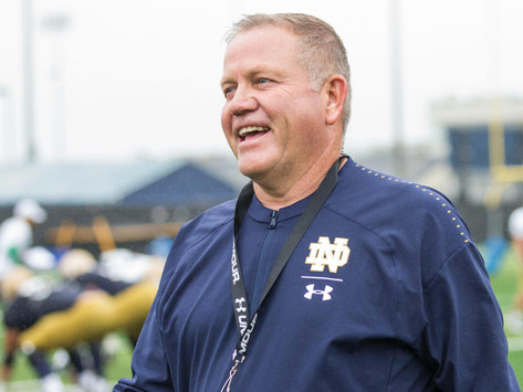 Video Preview | #12 Notre Dame: as good as it gets?