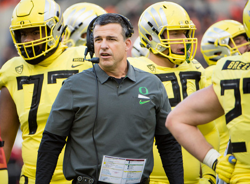 Video Preview | #27 Oregon: the defense will be great, but the offense...