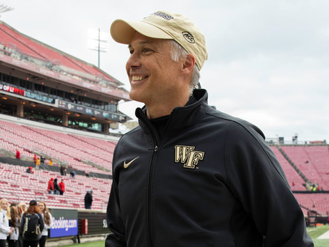 Video Preview | #77 Wake Forest: bouncing up or down?