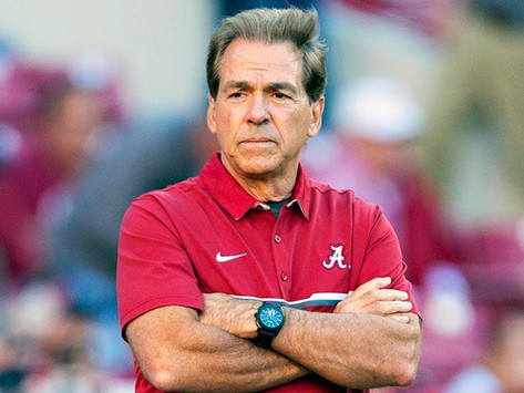 Video Previews | #1 Alabama: projected at the top, but we have questions...