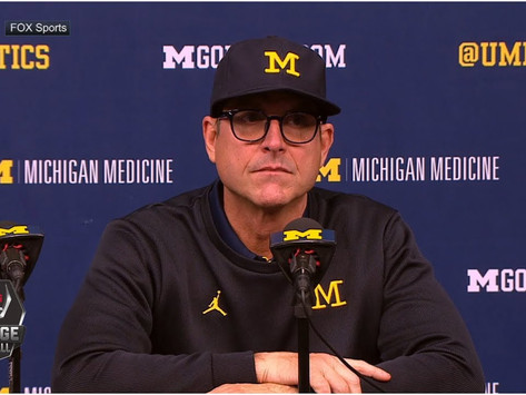 Video Preview | #18 Michigan: will your khakis get dirty at the rebuild?