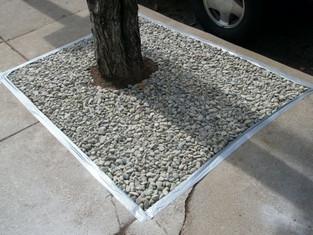 Gravel-Lok Tree Pits