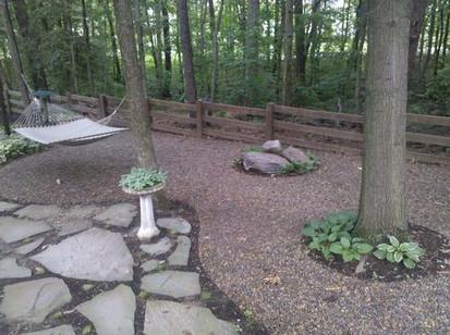 Gravel-Lok Stonescaping
